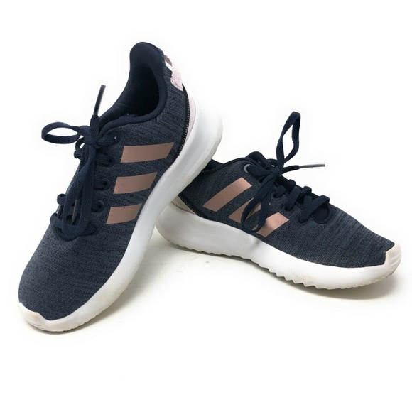 Size 35 Girls Adidas Cloudfoam Sneakers